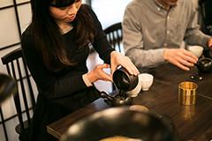 茶論会 お茶講座2